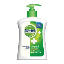 DETTOL Hand Wash Pump Original 225ml
