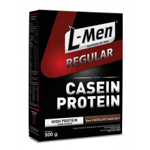 L-MEN Slow Release Regular Coklat Hazelnut 500G