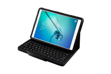 Smatton For Samsung Tab A 9.7 inch T550 Folding Bluetooth Wireless keyboard Ultra Thin Leather Tablet SA550