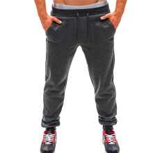 BESSKY Mens Long Trousers Tracksuit Fitness Workout Joggers Gym Sweatpants_