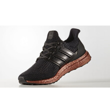 Adidas Ultraboost 3.0 Black Bronze Tech Rust Leather Cage 43.3