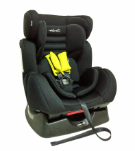 COCOLATTE Carseat CL 888 - Black&Yellow