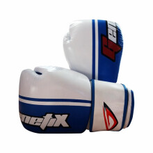 GENETIX Boxing Gloves DOMINATE GBG3 WhiteBlue