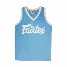 FAIRTEX Basketball Jersey JS4 - Light Blue JS4