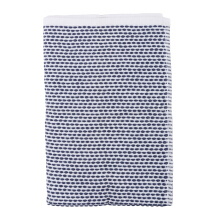 Palmehaus Knitted Napkin  49 x 49 cm Set Of 3 - Navy