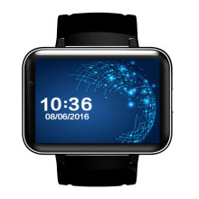 Jantens DM98 Bluetooth Smart Watch 2.2 inch Android OS 3G Smartwatch Phone