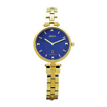 ZECA Women's Watch 196L.S.D.G3 - Gold