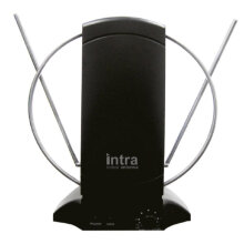 INTRA Antena TV Indoor-001 Black