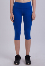 Corenationactive Basic Capri - Royal Blue