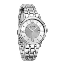 ZECA Women's Watch 305L.S.D.S1 - Silver