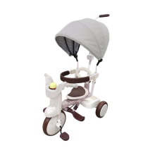 IIMO Foldable Tricycle #02 SS - Gentle White