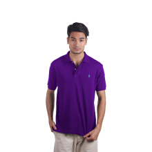 POLO RALPH LAUREN - Lacoste Classic-Fit Polo Shirt Paloma Purple Men