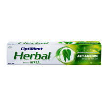CIPTADENT Toothpaste Herbal Tube 190gr