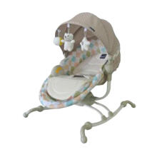 BABYELLE 2 in 1 Cradle & Bassinet Dreamy BE 002 - Brown