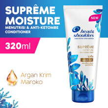 HEAD & SHOULDERS Conditioner Supreme Moisture 320ml