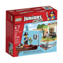 LEGO Juniors Pirate Treasure Hunt-10679