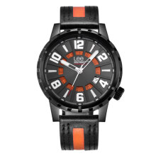 Lee Watch LES-M35DBL4-14 jam tangan pria Black
