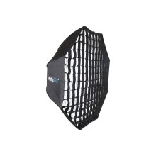 Phottix Pro Extra L Octa Easy-Up HD Umbrella Softbox with Grid 120cm