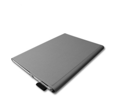 Ins I-372 PU artificial leather Hard Core sheer Microsoft New surface pro protective cover-Dark Grey