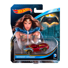 HOTWHEELS Batman V Superman Wonder Woman DKJ66