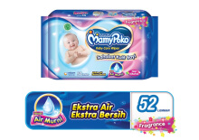 MAMYPOKO Baby Wipes Perfumed - 52