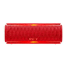 SONY SRS-XB21 Portable Bluetooth Speaker Extra Bass - Red