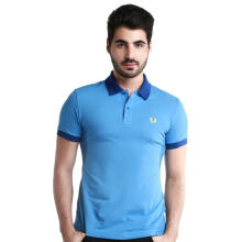 Fredperry Men- UnderCollar Blue XXL