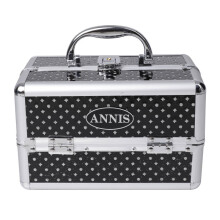 ANNIS Make Up Box D 06 - Hitam Polkadot