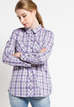 Point One NORINE Shirt Purple - Purple