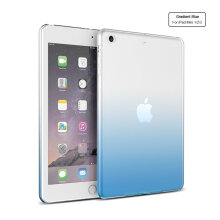 Keymao Apple New iPad 2017 Case Transparent TPU 9.7 inch Cover