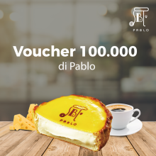 Pablo Voucher Value 100.000