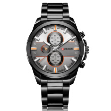 PEKY 8274 Quartz Men Watches Top Brand Luxury Stainless Steel  Male Clock Hodinky Sport Clock Dropship
