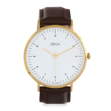 ZECA Women's Watch 3007L.LBR.P.G1 - Brown