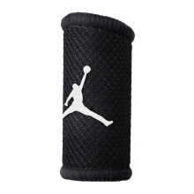 NIKE Jordan Finger Sleeves - Black/White