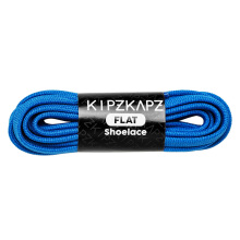 KIPZKAPZ F11 Flat Shoelace - Royal Blue [8mm]