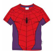 MARVEL Spider-Man T-Shirt for Kids N079 – Red