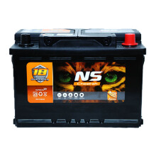 NS BATTERY Cheetah N2LN - 555-30/555-60 - Accu Mobil
