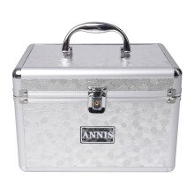 ANNIS Make Up Box D 26 - Silver
