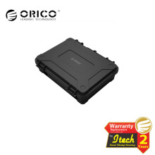 ORICO PHF-35 3.5 inch Protective Box / Storage Case for Hard Drive Black