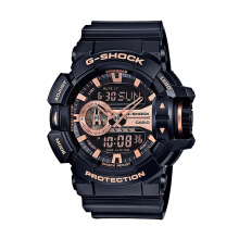 Casio G-Shock GA-400GB-1A4DR Black Black