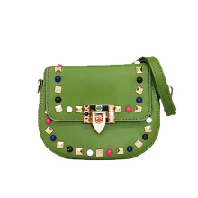 Catriona By Cocolyn Syari sling bag - GREEN