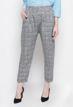 Shop at Banana Firlie Pants Grey All Size