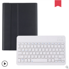 Ins AP-145P Apple Ipad pro10.5 keyboard&hard sheer protective cover-Black&White keyboard