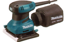 Makita ONE-BODY PALM SANDER BO 4556