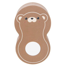 3M Child Penahan Pintu Rotating finger guard Bear SC-12R Brown Not Specified