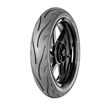 Zeneos ZN 62 RS ukuran 120/70-17 Ban Motor Tubeless Soft Compound [Free Pentil Tubeless]