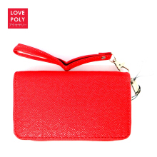 Love Poly Dompet Size M 063 Red