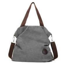 BESSKY Women Canvas Handbag Tote Messenger Beach Shoulder Satchel Bag _