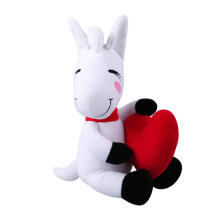 JOYLIVING Sitting Joy Horse With Love - 30 cm