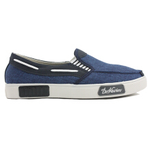 Dr.Kevin Men Sneakers Slip On 13279 - Blue